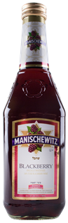 Manischewitz Blackberry 1.50l - Case of 6
